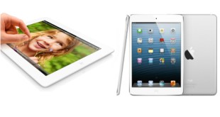 iPad Mini vs iPad 3 vs iPad 4