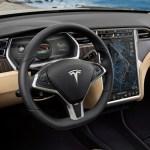 Tesla Cabina
