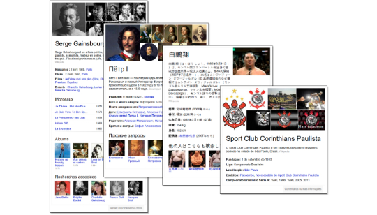 Knowledge Graph Español