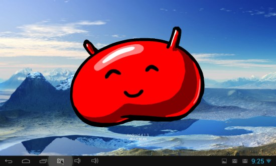 Android Jelly Bean TV