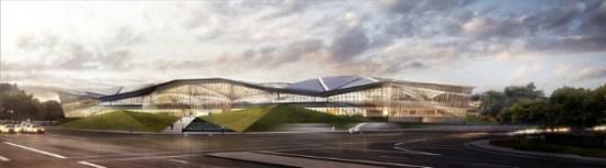 Vista Nvidia Campus