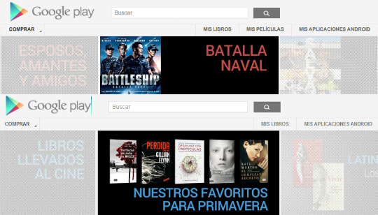 Google Play Movies Books Mexico