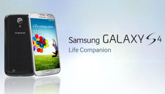 Novedades Samsung Galaxy S4