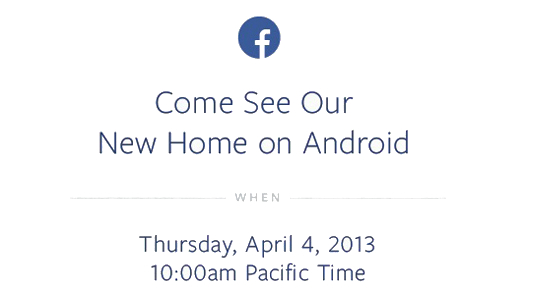 Facebook Phone Android