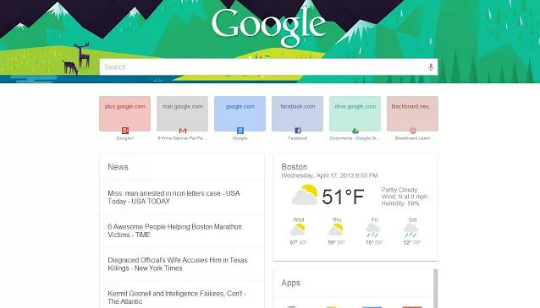 Google Now para Chrome