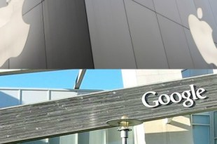 Apple y Google Empresas