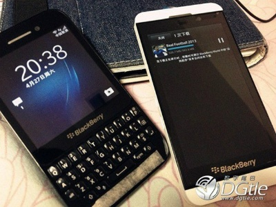 Nuevo BlackBerry R10