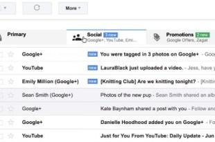 Nuevo Look Gmail