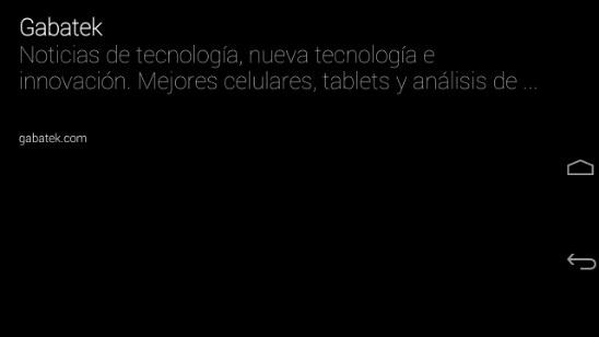Tecnologia en Google Glass Gabatek