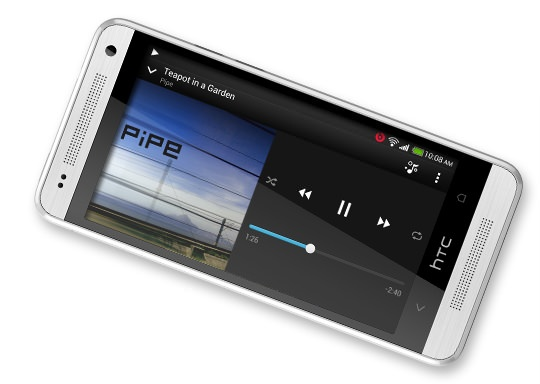 HTC One Mini Plateado