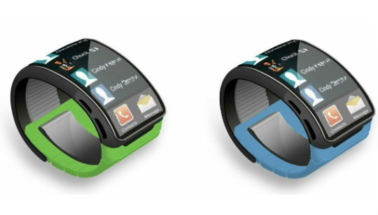 Nuevo Samsung Galaxy Gear