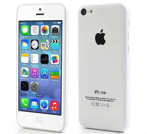 Nuevo iPhone 5C Fotos