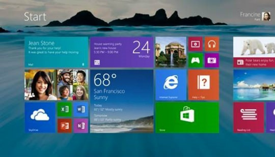 Windows 8.1 Actualización