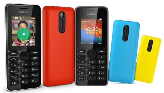 Nuevo Celular Nokia 108