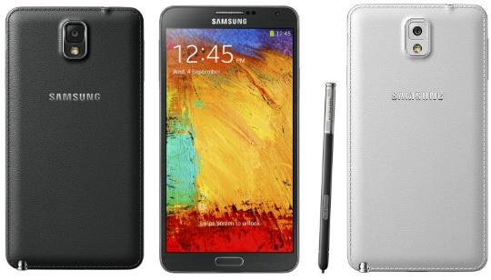 Nuevo Samsung Galaxy Note 3