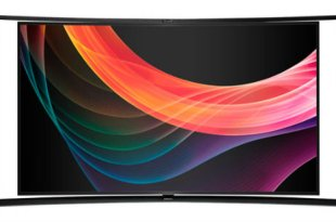 Televisor UHD Curvo Samsung