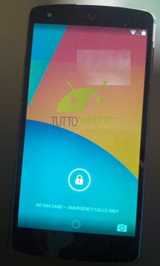 Android KitKat Bloqueado
