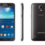 Samsung Galaxy Round Perfil
