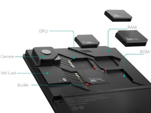 Celular Modular ZTE CES