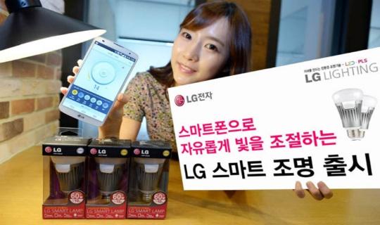 Bombillo inteligente LG Smart Bulb