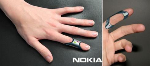 Nokia Fit Dedo