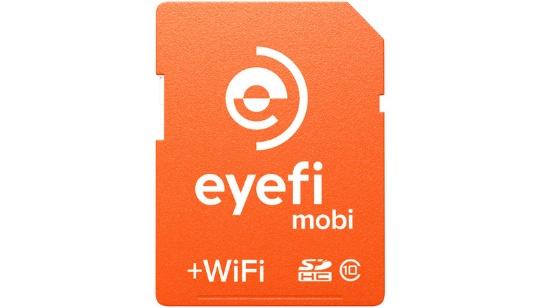 Eyefi Cloud
