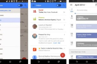 Futuro Gmail Calendar
