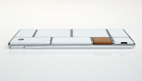 Teléfono celular modular Google