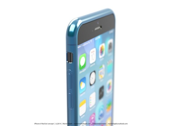 iPhone 6 Boton