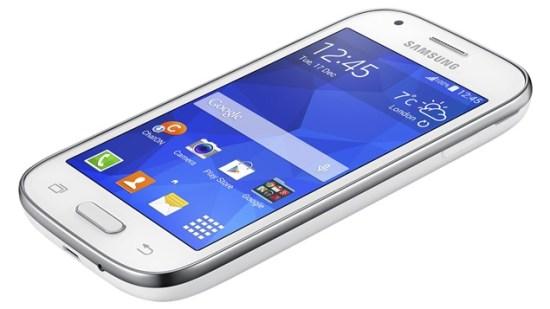 Samsung Galaxy Ace Style Frente