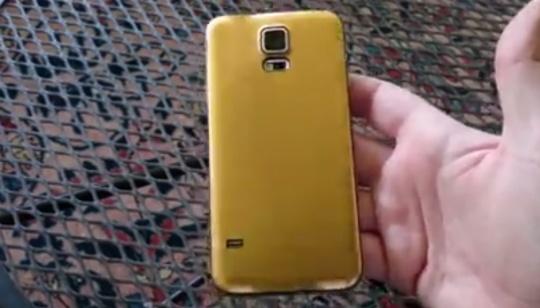 Samsung Galaxy S5 Prime Video