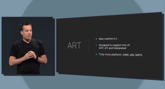 Android L- ART
