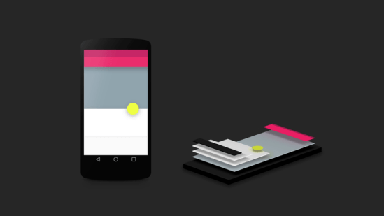 Google-Android-L-Material-Design