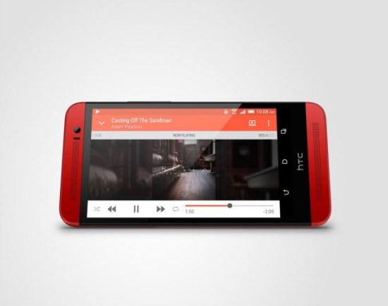 HTC One E8 Boomsound