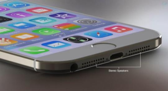 iPhone 6 Concepto Foto