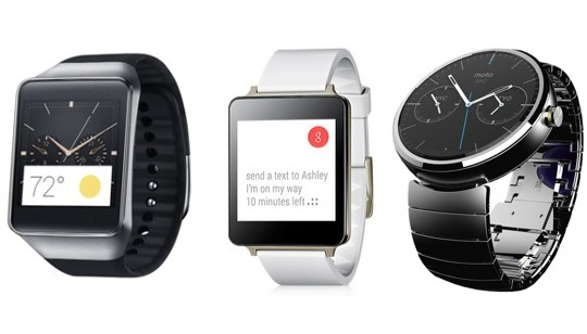 relojes-inteligentes-android-wear