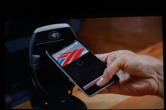 Apple Pay pagos moviles NFC