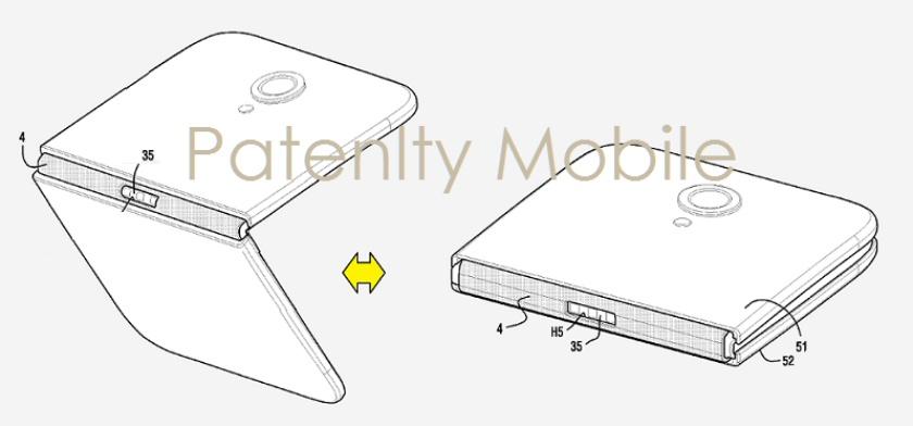 Así podría ser un Samsung Galaxy S7 flexible que se dobla