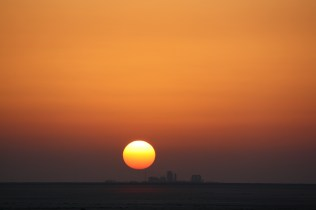 The Rann of Kutch - salt desert