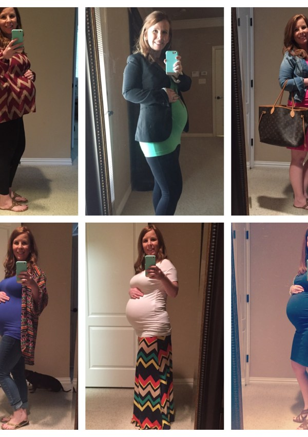 Pregnancy Style Recap