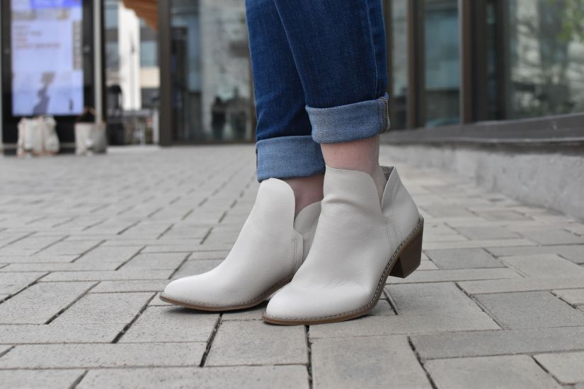 Fall Bootie Styled