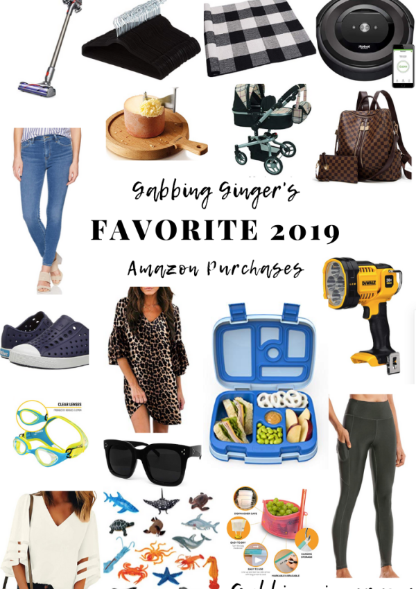 Amazon Favorites of 2019