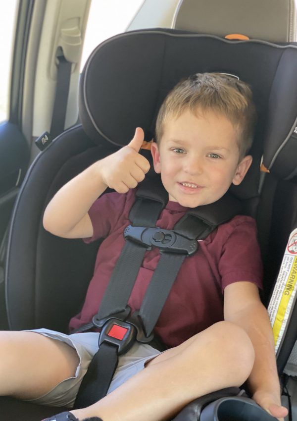 Fit4 Carseat Review