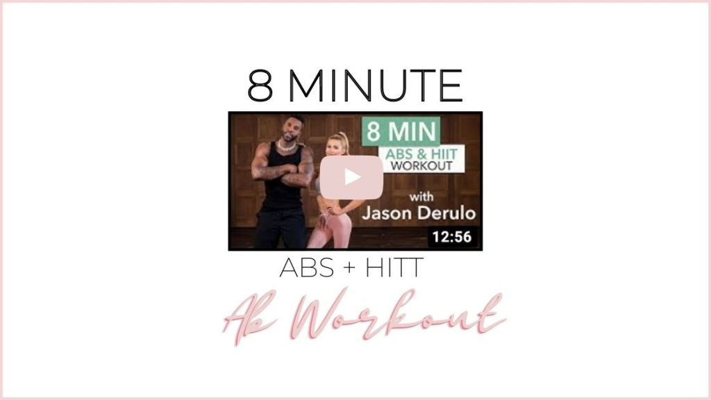 8 minute abs hitt workout