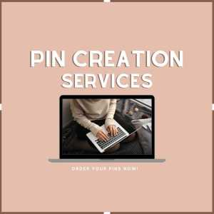 pin creation service widget