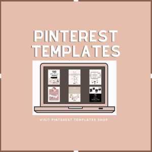 pinterest templates widget