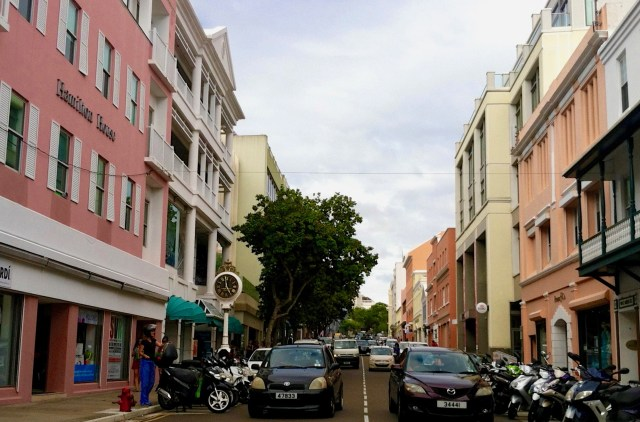 hamilton bermuda travel