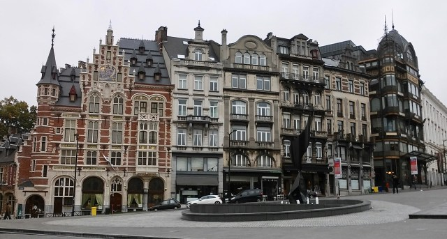 budget travel how to spend a weekend in Brussels