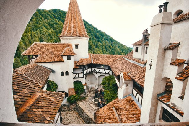 bran castle non touristy places in europe