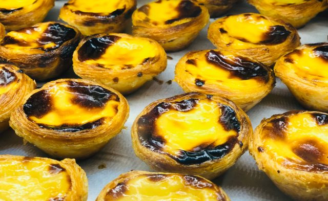 pastel de nata how I lived in portugal on a budget